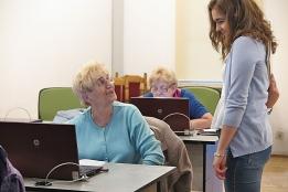 Szkolenie komputerowe dla seniorów: Efekty do zdjęć | 8-2017